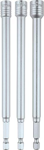 "2021 Makita E-01563 Impact XPS 3 Pc. 2021 6"" wholesale Magnetic Nutsetter Set sale"