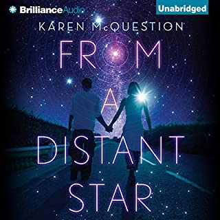 From a Distant Star audiobook cover art