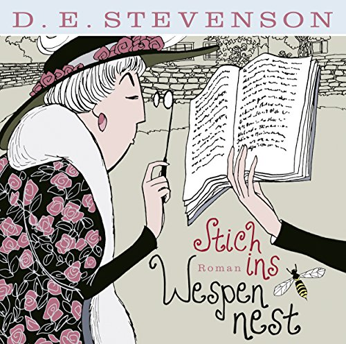 Stich ins Wespennest cover art