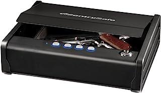 SentrySafe Pistol Safe, Quick Access Gun Safe, Digital Lock, One Pistol Capacity, QAP1E