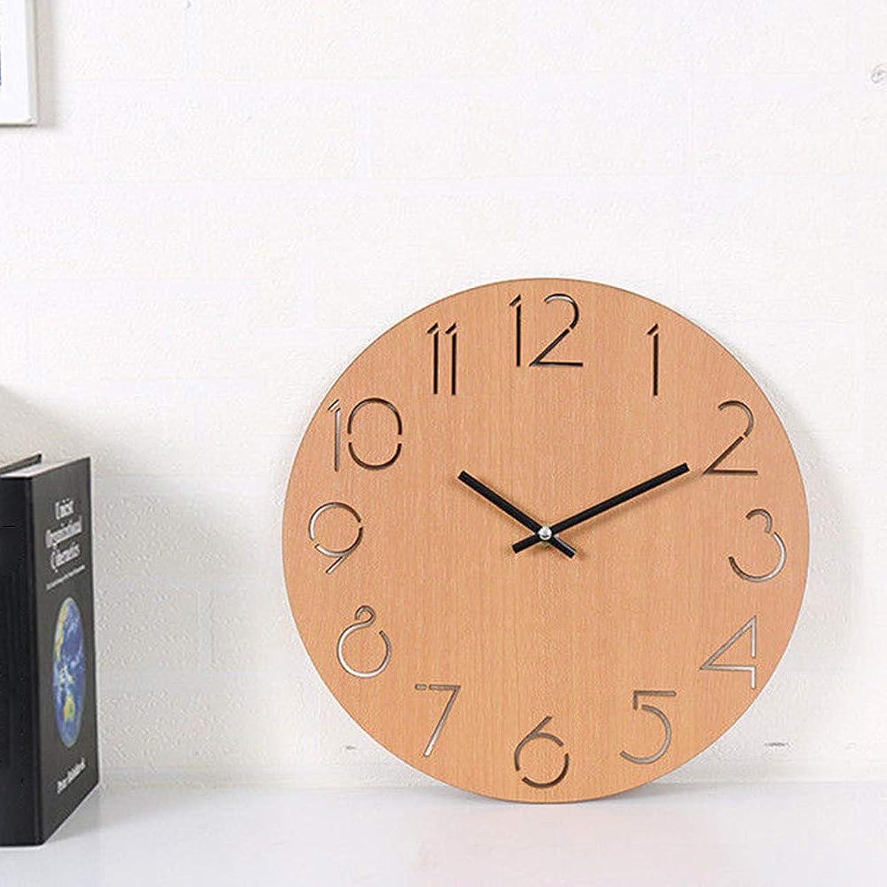 サイズバッグブリード壁掛け時計12