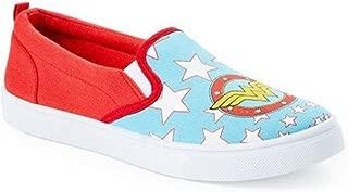 Women's Wonder Woman Slip on Sneaker