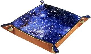 Desheze Espace Galaxy (5) Boîte de Rangement Pliable Stockage Boîte Maquillage Bijoux Jouets Papeterie Organisateur Petite...
