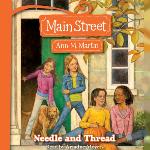 Needle and Thread audiobook cover art