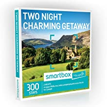 Buyagift Two Night Charming Getaway Gift Experiences - 300 two night stays at a range of UK venues