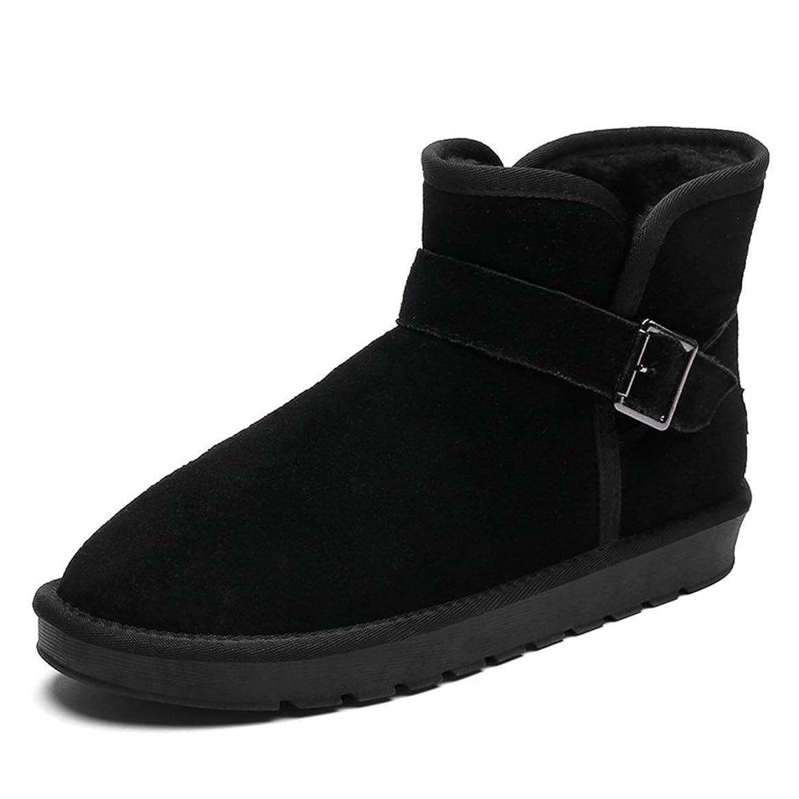 代わりに夕食を食べる取り出す[サニーサニー] スノーブーツ 綿靴 レディース メンズ 革靴 防水 ショート あったか 男性/女性用 冬用ブーツ お揃い もこもこ 裏起毛 ボア付き 厚底 オシャレ 防寒 防滑 通勤 雨雪 23.0~28.5cm