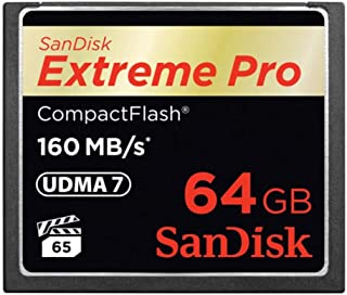 SanDisk Extreme PRO 64GB Compact Flash Memory Card UDMA 7...