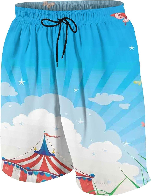 Elastic Waist Soft Lounge Shorts Casual Pajama Shorts with Pockets M-XXL