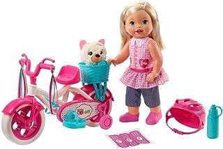 Little Mommy, Paseo En Bici, Muñeca para niñas de 3 años