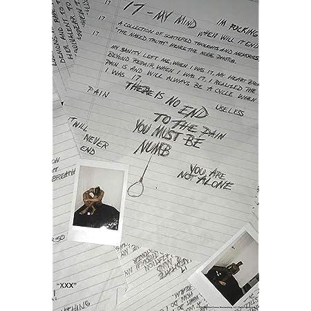 Details about  /Hot Fabric Poster XXXTentacion Custom Rap Hip Hop 36x24 30x20 40x27inch Z2689