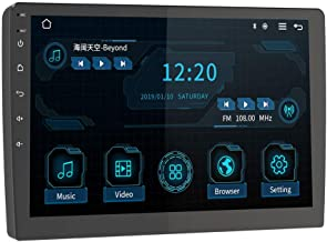 """SYGAV 10.1"""" Touch Screen Car Multimedia, Bluetooth 4.0, Supports HDMI Output, FM, WiFi New Version, Car TV, Support Netfli..."""