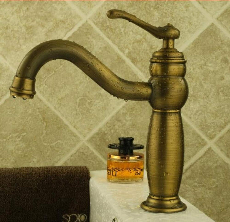 Cxmm Gehobene Retro Wasserhahn Badezimmer Waschbecken Wasserhhne Home Supplies Bad Deck montiert Wasserhhne Mixer Küchenaccessoires Top-Qualitt