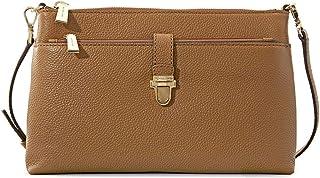 133d3d375744 Michael Kors Mercer Large Snap Pocket Crossbody Bag - Acorn