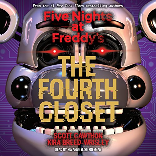 The Fourth Closet Audiobook Scott Cawthon Kira Breed