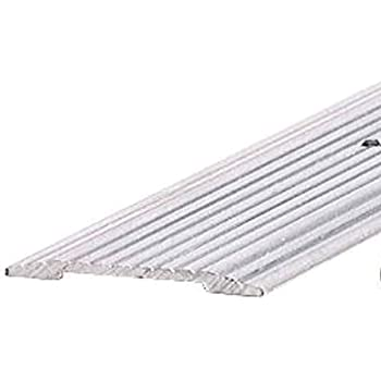 Almond M-D Building Products 74492 Wide Fluted 1-1//4-Inch by 72-Inch Seam Binder