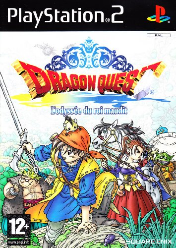 Dragon Quest 8 - L'Odyssée du Roi Maudit