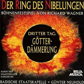 Wagner: Der Ring des Nibelungen, dritter Tag - Götterdämmerung