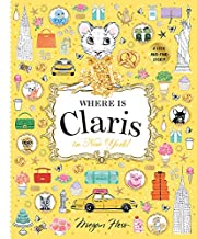 Where is Claris in New York: Claris: A Look-and-find Story! (Volume 2)