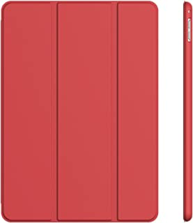 JETech Case for Apple iPad Pro 9.7-Inch (2016 Model), Smart Cover Auto Wake/Sleep, Red