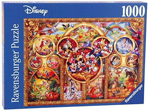 Ravensburger Puzzle 15266 - Die schönsten Disney Themen - 1000 Teile