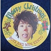 平松賢人 コースター ボイメンカフェ BM CAFE クリスマス BOYS AND MEN BM ボーイズアンドメン ボイメン グッズ