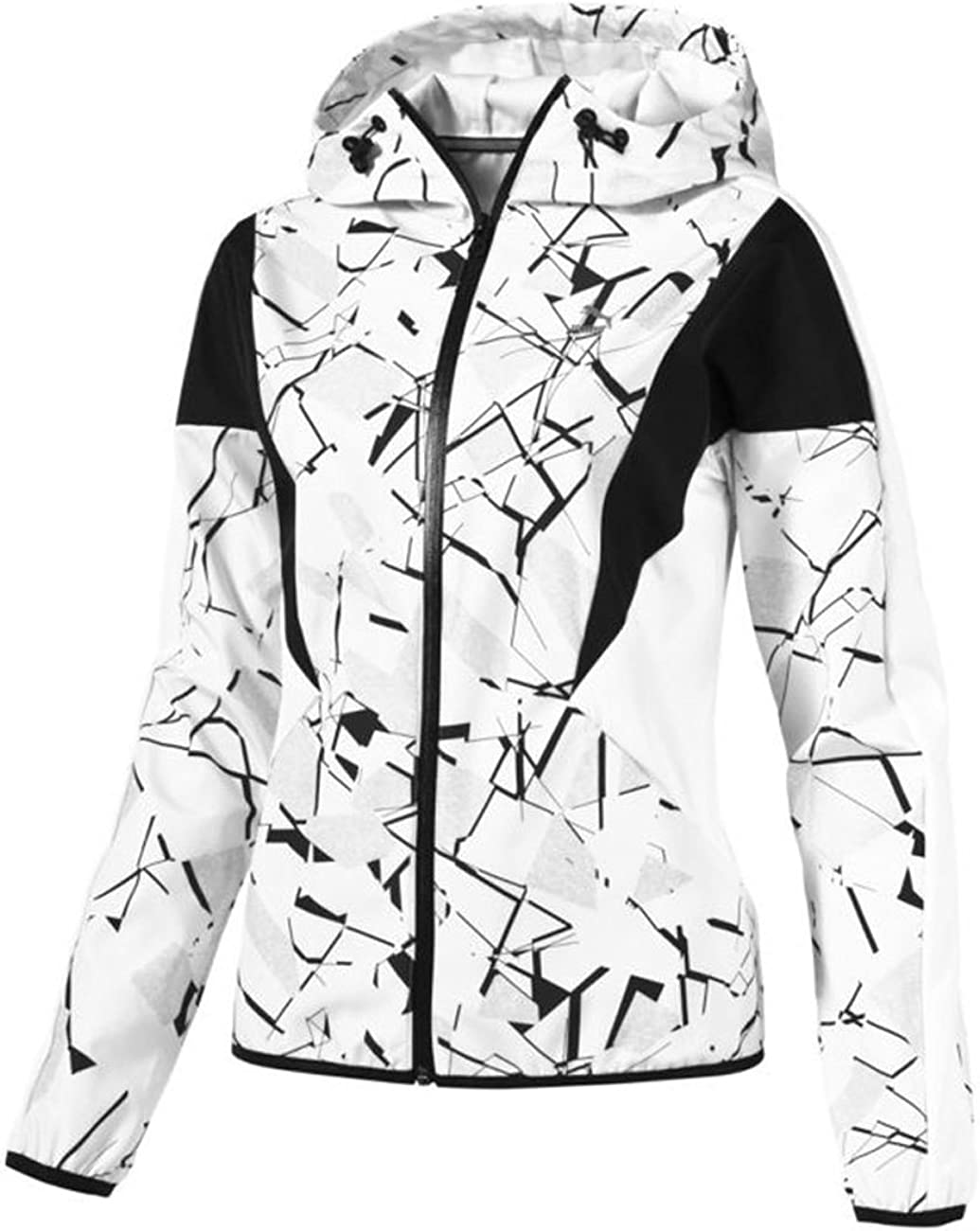 PUMA Women's Printed Windrunner Jacket