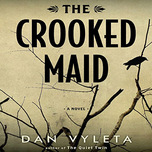 The Crooked Maid audiobook cover art
