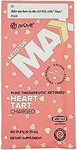 Pruvit KETO OS MAX Heart Tart Charged 5 Pack