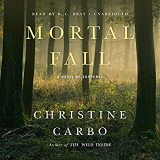 Mortal Fall audiobook cover art