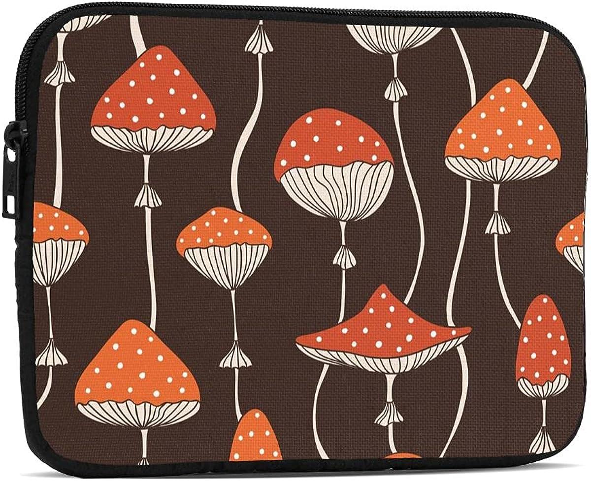 Mushroom 2021 autumn and winter new Credence iPad Mini Case 5 S Sleeve Shockproof Tablet