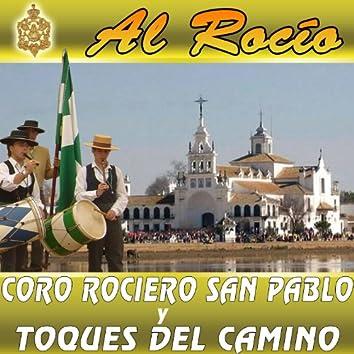 Coro Rociero y Toques Del Rocio Con Flauta Y Tamboril