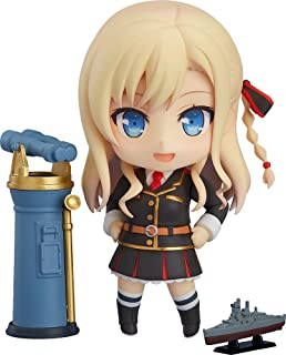 Good Smile High School Fleet Wilhelmina Nendoroid Action Figure