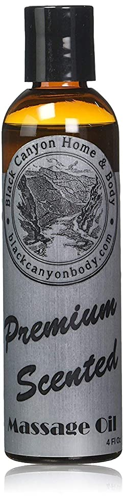 Black Canyon Ginger Ale Scented Massage Oil