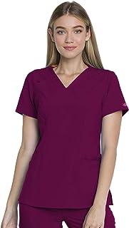 Dickies EDS Essentials Women Scrubs Top V-Neck DK735