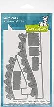 Lawn Fawn Lawn Cuts Custom Craft Die - LF1375 Little Town Hillside Pop-Up Add-On