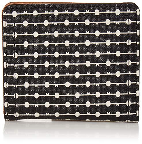 Fossil Women's Logan Leather RFID-Blocking Bifold Wallet 1