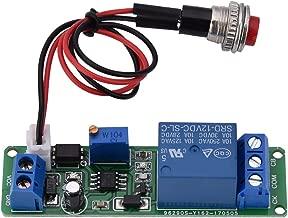 Best 12 volt adjustable timer relay Reviews