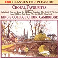 Choral Faves from Kings Col