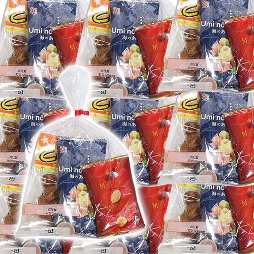 広島名物!とり皮入りおつまみお菓子袋詰め 20袋セット 詰め合わせ 駄菓子 おかしのマーチ