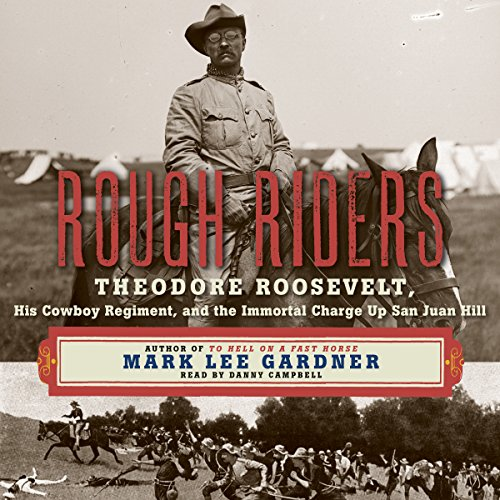 Rough Riders audiobook cover art