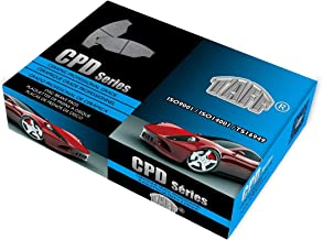 GS350 Rear Drill Slot Brake Rotors+Ceramic Pads Fit 2013-2017 Lexus GS450h
