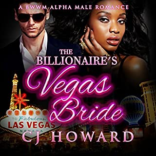 The Billionaire's Vegas Bride audiobook cover art