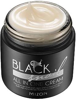 MIZON Black Snail All In One Cream, 2.40 Ounce