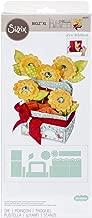 Sizzix 660297 Bigz Die, Card in a Box, A2 Flower Basket by Lori Whitlock