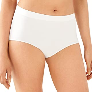 Bali Women's One Smooth U All Over Smoothing Brief Panty