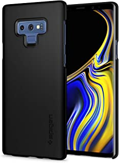 Spigen Thin Fit designed for Samsung Galaxy Note 9 cover/case - Black