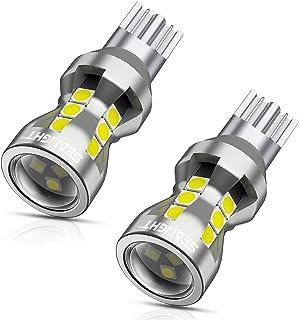 SEALIGHT 912 LED Bulbs, 912 921 LED Backup Light Bulbs, 912 921 LED Reverse Light 6000K 2600Lumens Super Bright, T15 906 9...