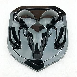 Best dodge ram 3500 black emblems Reviews