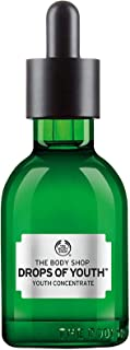The Body Shop Drops of Youth Concentrate 50ml - Refreshing gel-like serum is infused with three plant stem cells and leave...