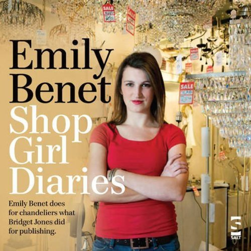 Shop Girl Diaries audiobook cover art